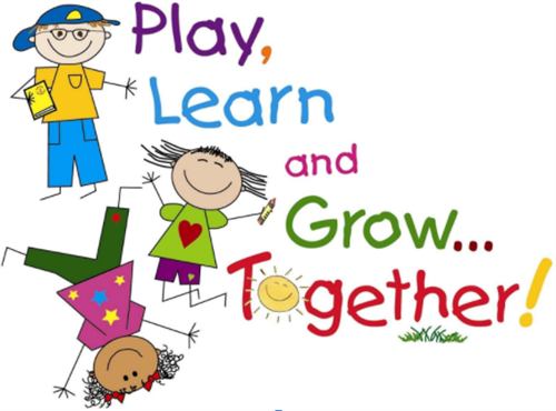 4K Learn, Play, And Grow Together!