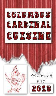 Columbus Cardinal Cuisine Cookbook