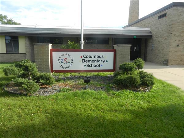 Columbus Elementary School / CES Home